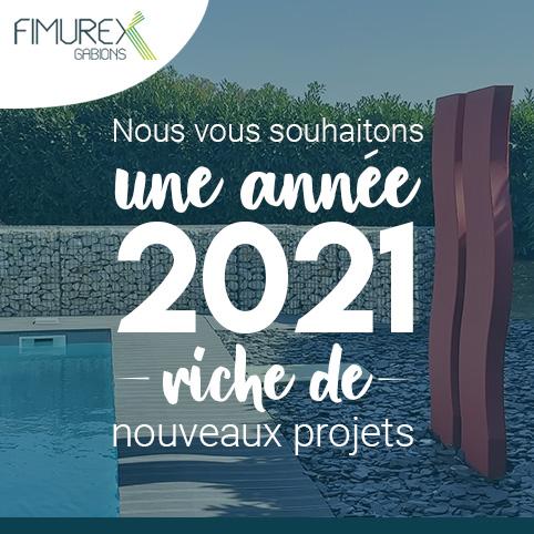 Une année 2021 riche de projets !