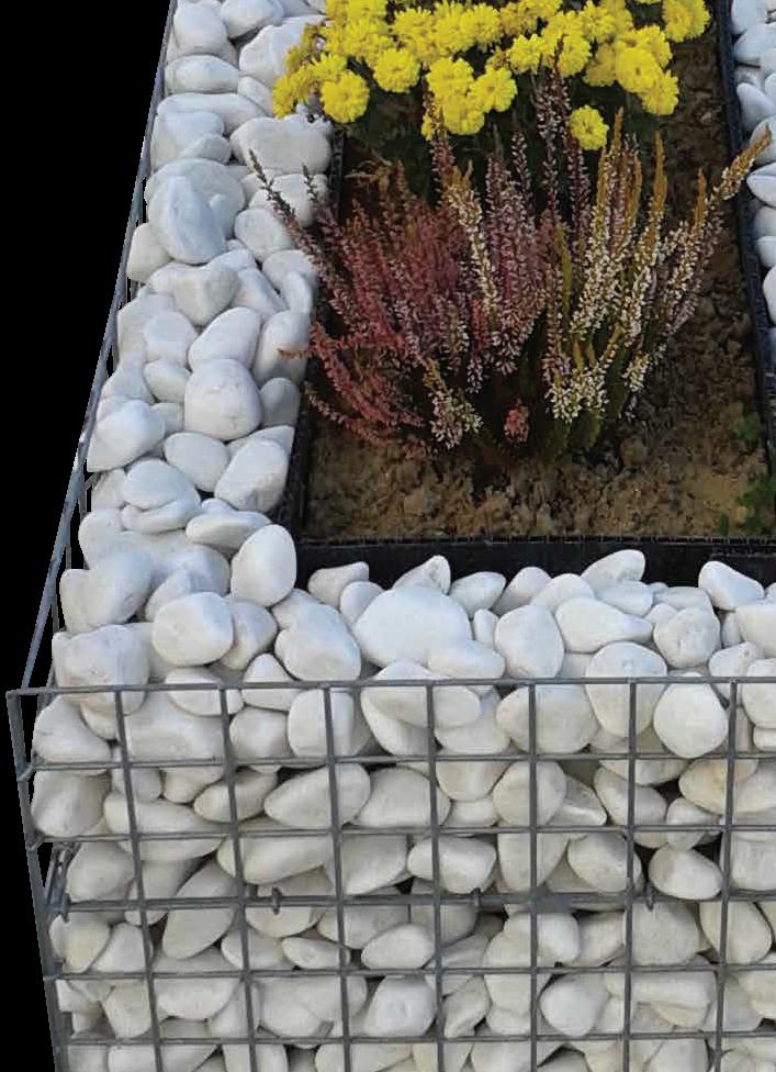 Jardinière carré et rectangulaire